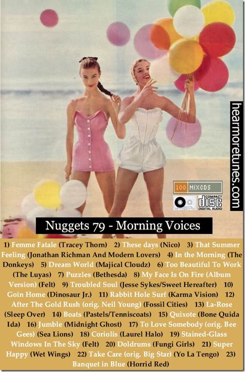 Nuggets 79 - Morning voices web